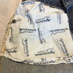 Arizona Jean Company Shorts - Arizona Jean Co. Hemmed Shorts, size 3